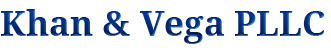 Khan and Vega PLLC Logo